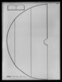 Kappa av svart rutmönstrat siden - Livrustkammaren - 17358.tif