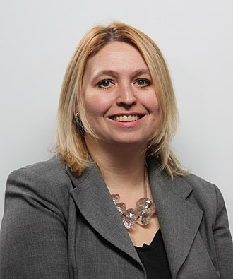 Secretary of State for Northern Ireland - Image: Karen Bradley MP 2015