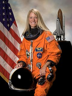 Karen Nyberg American mechanical engineer and NASA astronaut