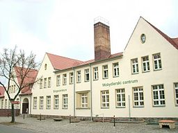 Karl-Marx-Straße in Hoyerswerda