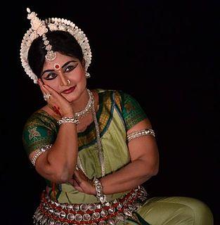 Kasturi Pattanaik Indian dancer and choreographer