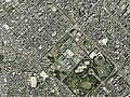 Kasuga city center area Aerial photograph.2007.jpg