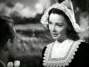 Kathryn Grayson - Grayson as Billie Van Maaster in Seven Sweethearts.