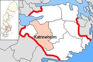 Katrineholm Municipality Municipality in Södermanland County, Sweden