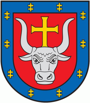 Counties of Lithuania - Image: Kaunas County COA