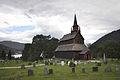 Kaupanger stave church - exterior view panorama.jpg