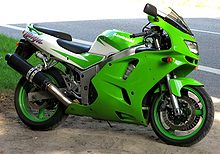 Kawasaki Ninja ZX-6R - Wikipedia, the free encyclopedia