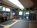Kawachinagano-Station Kintetsu Ticket-Gate.jpg