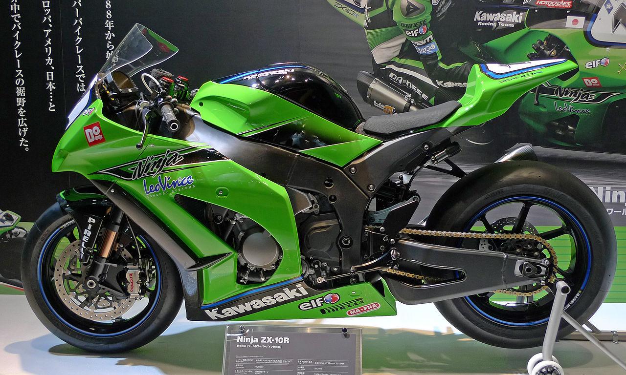 Kawasaki Ninja Zxr Price In India
