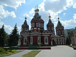 Kazan Cathedral on 13 July 2012 002.JPG
