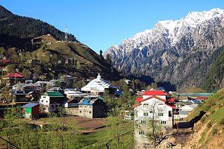 Kel, Azad Kashmir Village in Azad Kashmir, Pakistan