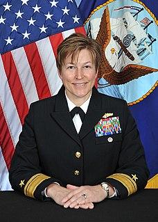 Kelly Aeschbach United States Navy Rear Admiral