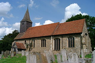 Kemsing a village located in Sevenoaks, United Kingdom