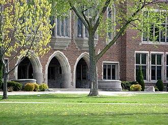 Honourable W.C. Kennedy Collegiate - Image: Kennedy High School, Windsor (4546950472)