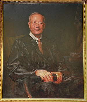 Ken Starr - Official portrait, 2007