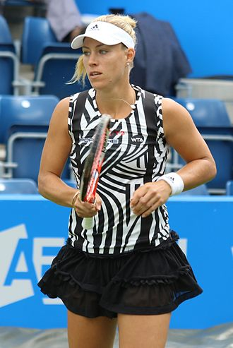 2016 WTA Tour - Angelique Kerber won two Grand Slam titles and finished as the World No. 1, becoming the second player ever to earn 10 million dollars in a season.