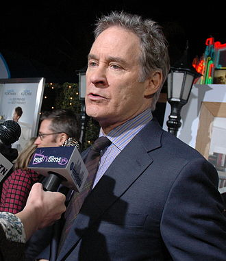 Kevin Kline - Kline at the film premiere of No Strings Attached in January 2011