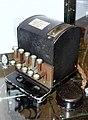 Keysender No. 5 (Keycaller), c. 1929 - Telephone Museum - Waltham, Massachusetts - DSC08217.jpg