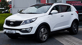 2018 Kia Sportage: Specs, Powertrains, Price >> Kia Sportage Wikipedia