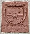 Kiedrich Metternichscher Hof Wappen 1717.jpg