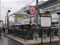 Kievskaya stations, Paris Metro style entry (Вход на станции Киевская в стиле Парижского метро) (4981719527)