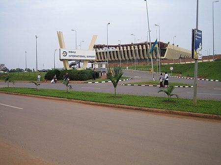 Lapangan Terbang Antarabangsa Kigali