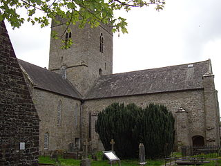 Killaloe Cathedral Church in County Clare, Ireland