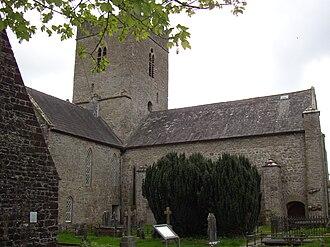 Killaloe Cathedral - Image: Killaloe Cathedral