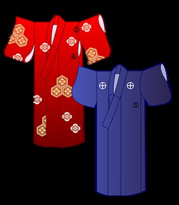 3ec97268 Кимоно — Википедия