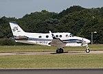 King Air G-MOSJ (35843313306).jpg