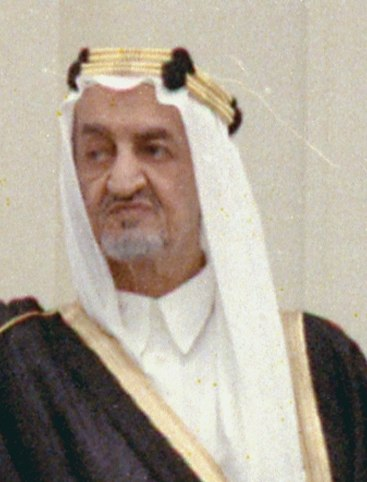 King Faisal of Saudi Arabia in 1971 (cropped)