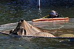 Kingsley Field members participate in water survival training at Lake of the Woods, Ore. 160728-Z-CT752-167.jpg