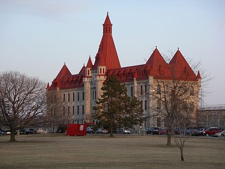 Collins Bay Institution Kingston Ontario 1.JPG