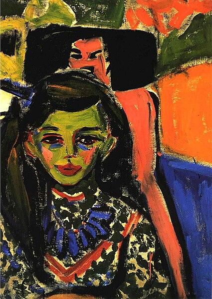 File:Kirchner - Fränzi vor geschnitztem Stuhl.jpg