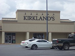Kirklands Wikipedia