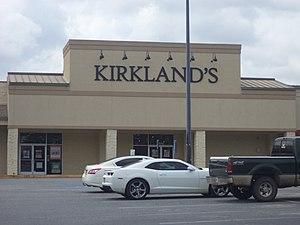 Kirkland's - Kirkland's store in Valdosta, Georgia
