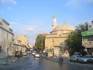 Kırklareli - The Hızır Bey Mosque and Külliye were built by the Ottoman Turks in 1383.