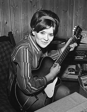 Kirsti Sparboe - Kirsti Sparboe in 1967