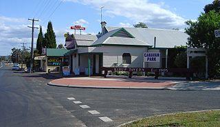Kirup, Western Australia Town in Western Australia