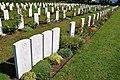 Klagenfurt Waidmannsdorf Lilienthalstrasse War Cemetery graves 21092011 388.jpg
