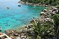 Ko Tao, Mango bay - panoramio.jpg