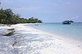 Koh Rong - Plage de sable fin.jpg