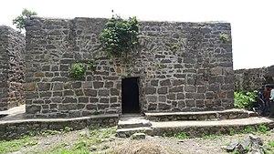 Kondapalli Fort - royal prison at kondapalli fort