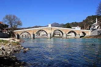 Konjic - Konjic bridge 1682-1683