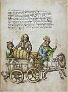 Ulrich von Richental -  Bild