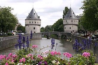 Broeltowers - Image: Kortrijk Broeltorens