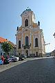Kostel sv. Petra a Pavla (Úštěk), Vnitřní Město, Mírové náměstí 01.JPG