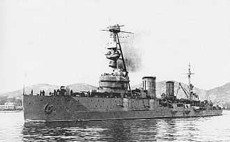 Black Sea campaigns (1941–44) - Soviet cruiser Krasnyi Krym took part in defending against the Siege of Sevastopol