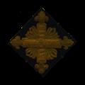 Kreuz von der Supraweste der 2. Kompanie.png