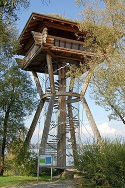 Kreuzlingen - Aussichtsturm im Park am See (9517481213).jpg